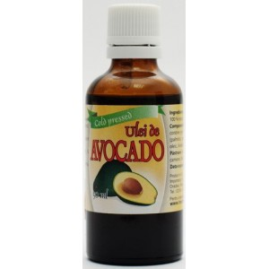 Hungaronatura Ulei De Avocado (50 Ml)