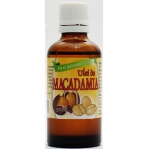 Hungaronatura Ulei De Macadamia (50 Ml)