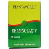 PLANTAVOREL RHAMNOLAX V (40 tablete)