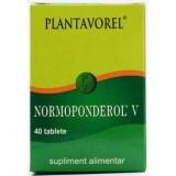 PLANTAVOREL NORMOPONDEROL V (40 tablete)