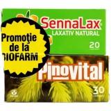 BIOFARM SENNALAX + PINOVITAL (PROMOTIE)