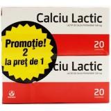 BIOFARM CALCIU LACTIC 500 mg (PROMOTIE)