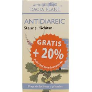 Dacia Plant Antidiareic (60 Comprimate)