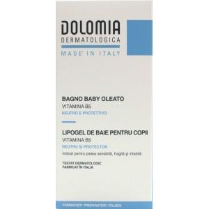 Dolomia Dermatologica Lipogel De Baie Pentru Copii (300 Ml)