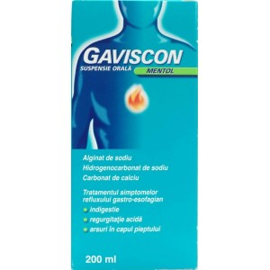Gaviscon Mentol (200 Ml)