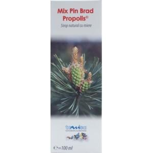 Laboratoarele Medica Mix Pin Brad Propolis (100 Ml)
