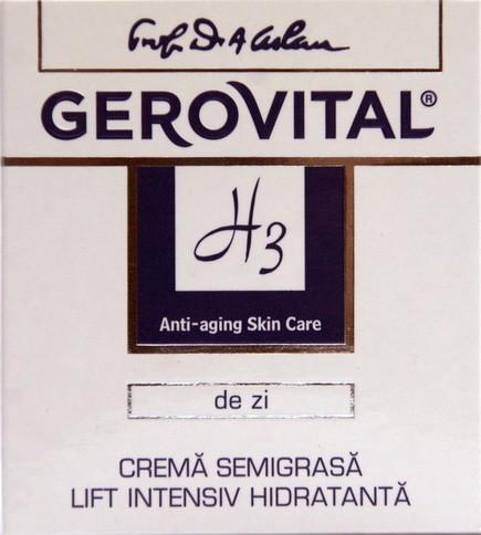 Gerovital antirid pret